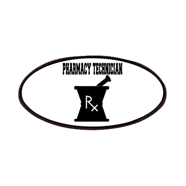 Pharmacy Technician Rx Patches by schedule2