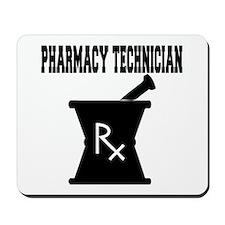 Pharmacy Technician Rx Mousepad