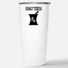 Pharmacy Technician Rx Travel Mug