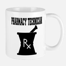 Pharmacy Technician Rx Mug