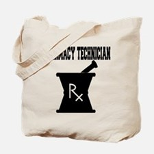 Pharmacy Technician Rx Tote Bag