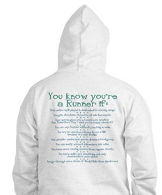 You Know You're a Runner If Jumper Hoody