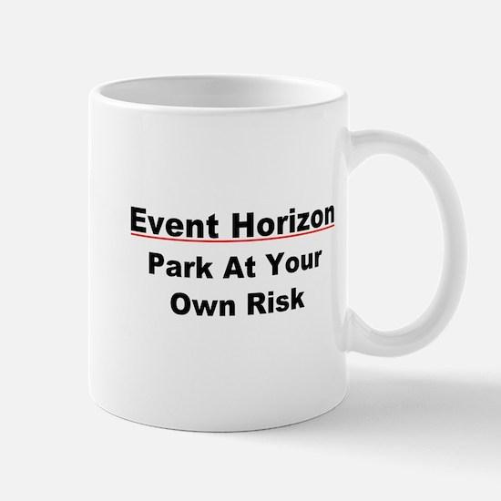 Event Horizon: Parking Risk Mug