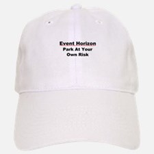 Event Horizon: Parking Risk Baseball Baseball Cap