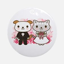 Great Marriage Ornament (Round)