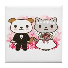 Great Marriage Tile Coaster