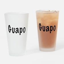 Guapo Drinking Glass