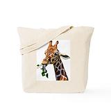 Giraffe Totes & Shopping Bags