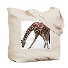 Giraffe 2-Sided Tote Bag