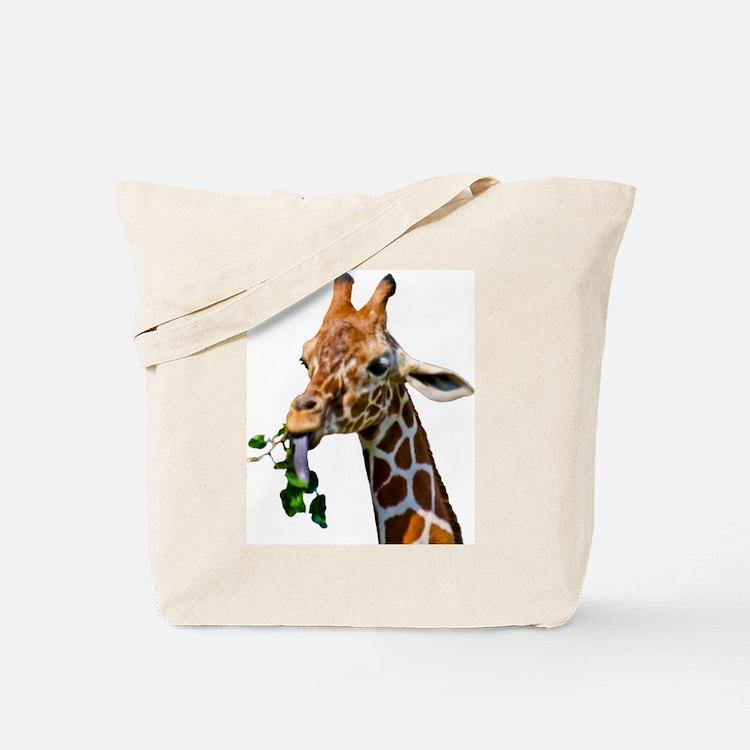 Giraffe 2-Sided Tote Bag