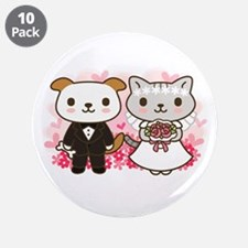 "Great Marriage 3.5"" Button (10 pack)"