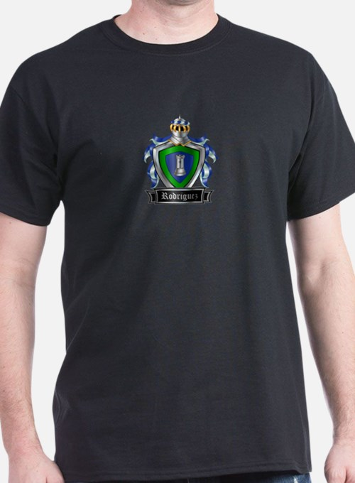 RODRIGUEZ COAT OF ARMS T-Shirt