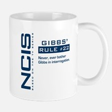 NCIS Gibbs' Rule #22 Mug