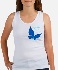 CDH Angel Mommy Women's Tank Top