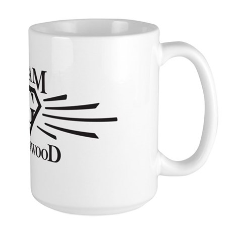 Team Greenwood Large Mug
