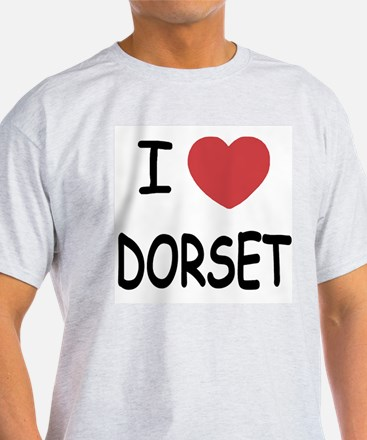 I heart dorset T-Shirt