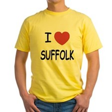 I heart suffolk T
