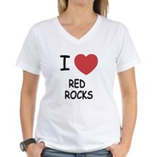 I heart red rocks Shirt