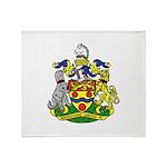 Maidstone United Throw Blanket