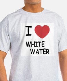 I heart whitewater T-Shirt