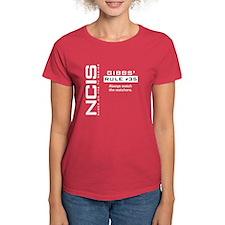 """NCIS Gibbs"""" Rule #35 Tee"""