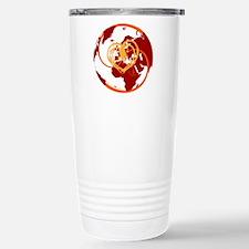 Cute World traveler Travel Mug