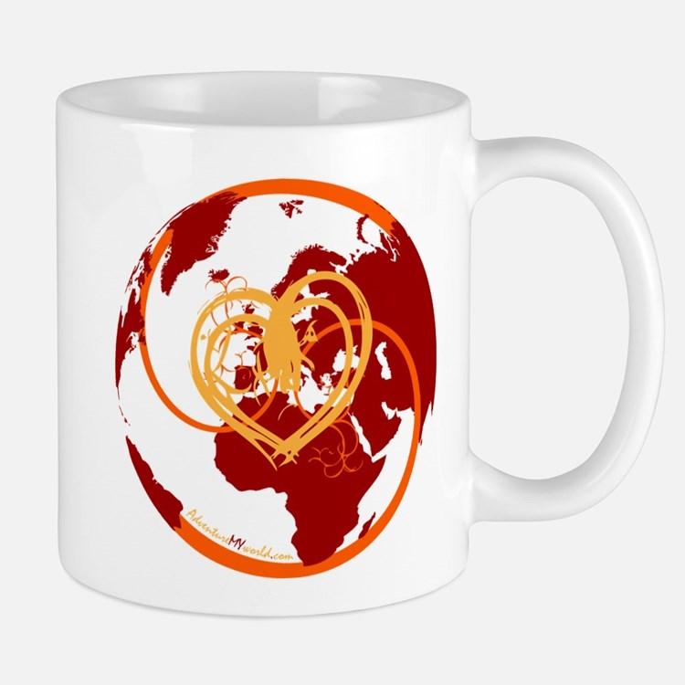 Cute World traveler Mug