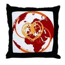 Cool I vacation Throw Pillow