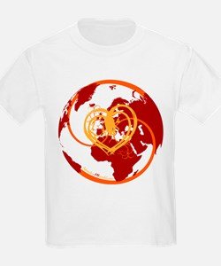 Unique World traveler T-Shirt