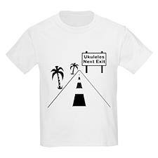 Ukulele Exit T-Shirt