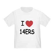 I heart 14ers T