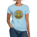 Vintage Owl Mandala Women's Light T-Shirt