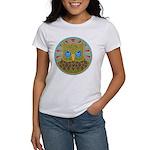 Vintage Owl Mandala Women's T-Shirt