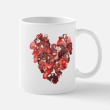 Potpourri Heart Mug