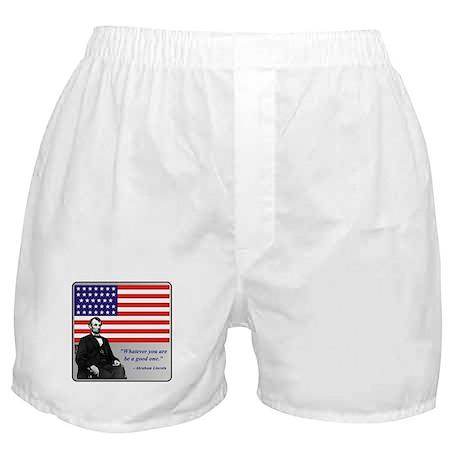 Lincoln Boxer Shorts