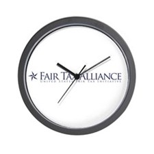 Fairtax Wall Clock