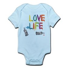 Love Life Infant Bodysuit
