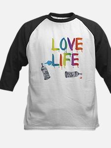 Love Life Kids Baseball Jersey