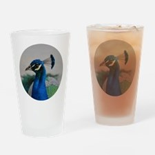 Peacock 0328 - Drinking Glass