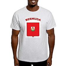 Bermuda Ash Grey T-Shirt