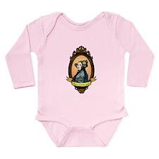 Ada Lovelace Long Sleeve Infant Bodysuit