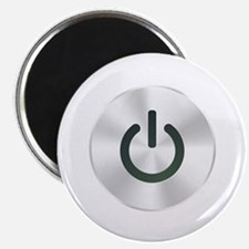 "Power Button 2.25"" Magnet (100 pack)"