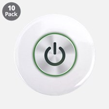 "Power Button 3.5"" Button (10 pack)"