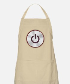 Power Button Apron