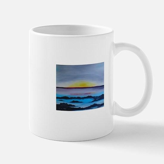lava rock dreams Mug