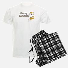 Pomeranian Pajamas