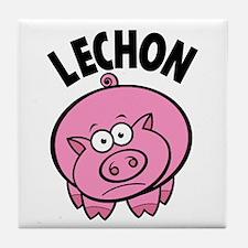 Lechon Tile Coaster