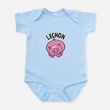 Lechon Infant Bodysuit