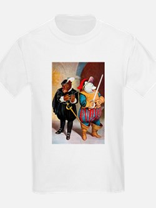 Roosevelt Bears Play Shakespeare T-Shirt