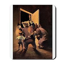 The Teddy Bear Detectives Mousepad